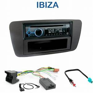 Poste Autoradio Jvc : autoradio 1 din seat ibiza avec cd usb mp3 bluetooth seat autoradios ~ Accommodationitalianriviera.info Avis de Voitures