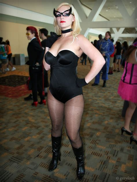 Mom Cosplaying Black Canary Imgur