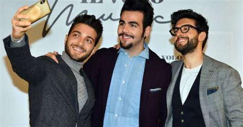 'Il Volo' celebrará 10 anos de carreira em Sanremo