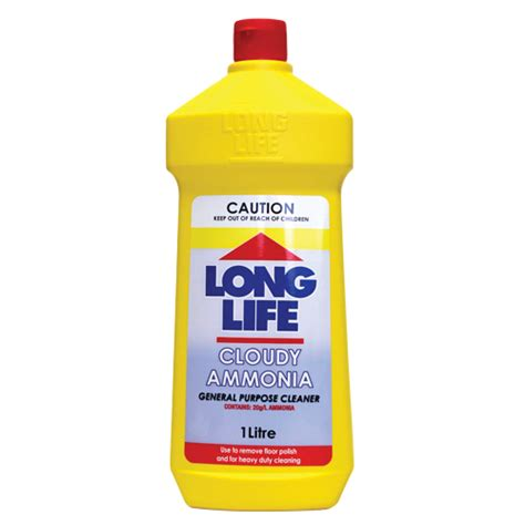 ammonia for cleaning floors long life cloudy ammonia long life floor cleaning products