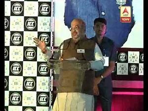 BJP President Amit Shah attacks TMC on Saradha issue - YouTube