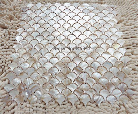 aliexpress buy 11pcs fish scale fan shape