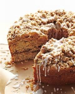 cinnamon streusel coffee cake recipe recipe martha stewart