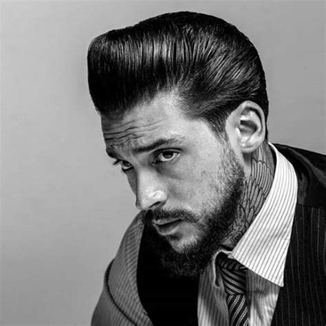 50s Greaser Hairstyles by 30 Pompadour Haircuts For