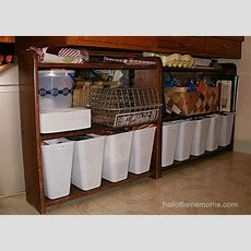My $11 Dollar Store Small Kitchen Shelf Reorganization
