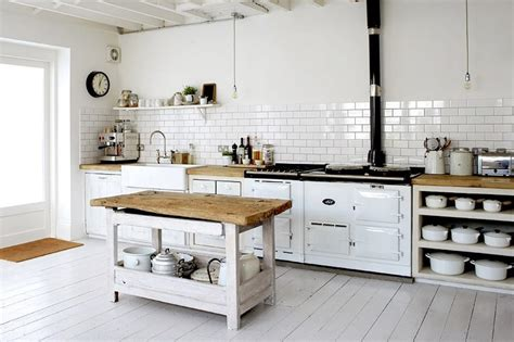 Kitchen Style Vintage Kitchens Decoration All Home