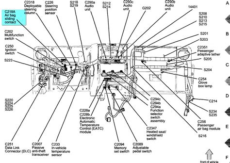 2015 Ford Explorer Wiring Diagram by 2010 Ford Explorer Parts Diagram Ford Get Free Image