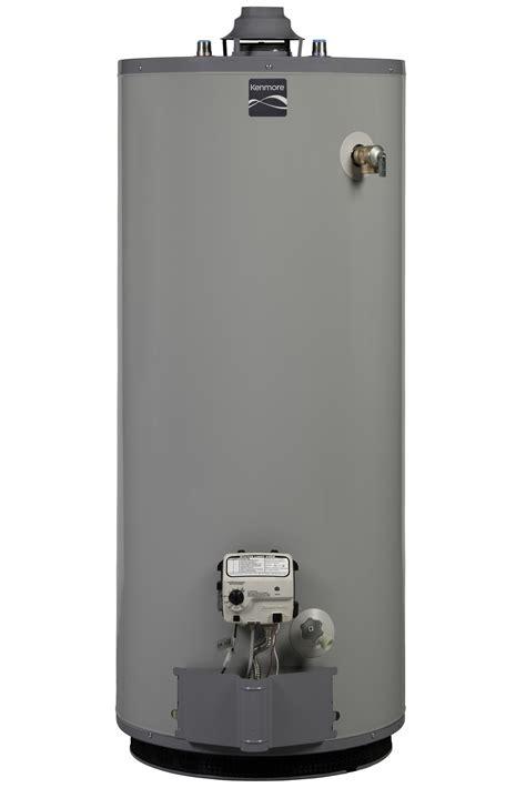 Kenmore 57940 40 Gal 9year Short Natural Gas Water Heater