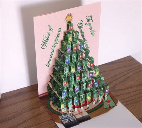 pop  christmas cards hative