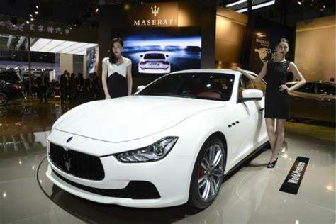 玛莎拉蒂ghibli美国售价65600美元起新浪汽车新浪网