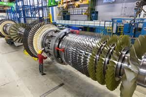 Dresser Rand Siemens Careers by Sgt5 8000h Gas Turbine In The Siemens Assembling Halls In