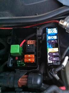Opel Corsa Fuse Box Position
