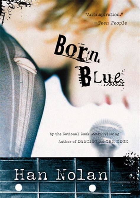 born blue  han nolan reviews discussion bookclubs lists