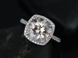 cushion engagement rings cushion cut halo engagement ring diamantbilds