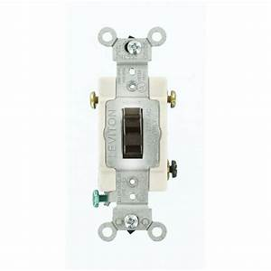 Prise 20 Ampere : leviton 20 amp industrial grade heavy duty 3 way pilot ~ Premium-room.com Idées de Décoration