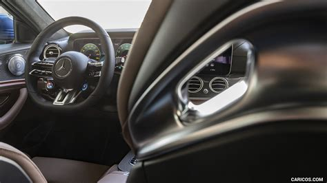 Explore vehicle features, design, information, and more ahead of the release. 2021 Mercedes-AMG E 63 S Estate 4MATIC+ - Interior, Detail | HD Wallpaper #90