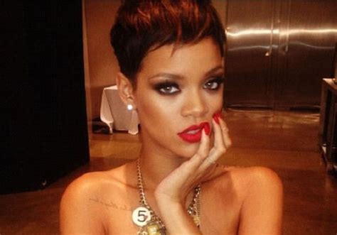 The Top Rihanna Short Hair Looks Of All-time?