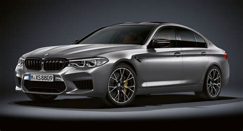 2019 Bmw M5 by 2019 Bmw M5 Competition Roars To With 617 Hp Carscoops