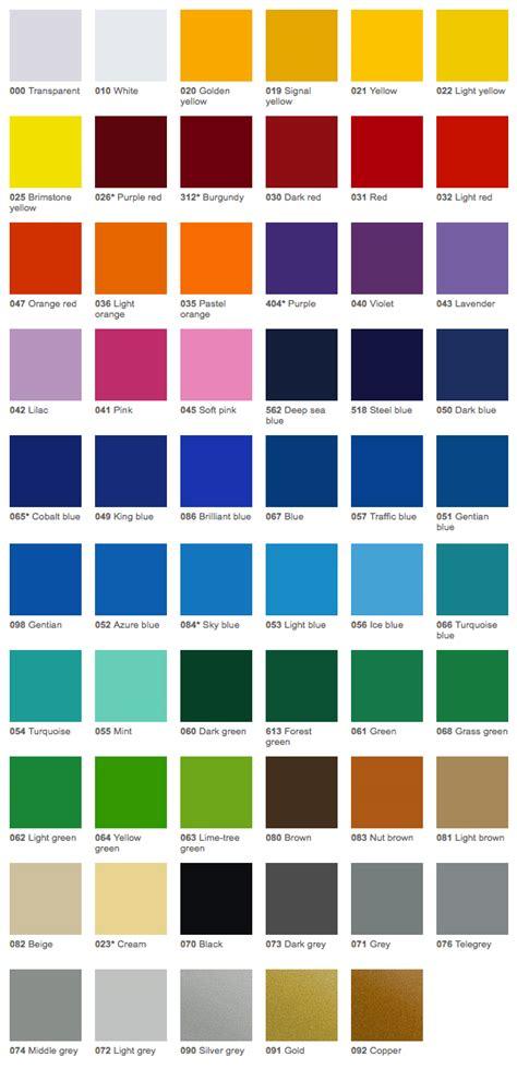 oracal 651 color chart oracal 651 vinyl best deals discounts on oracal 651