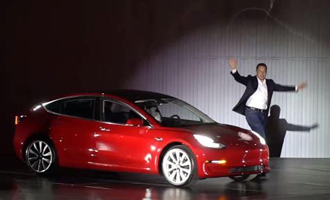 Tesla Model 3 Competitive Advantage — Costs $10,000 Less