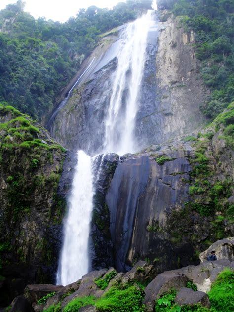 sigura gura waterfall  highest waterfall  indonesia