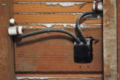 Knob Tube Wiring Does Your Older Home Have What