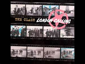 The Clash - London Calling (2012 Mix) RSD - YouTube