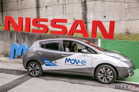 sede nissan italia nissan leaf auto elettriche vehicle to grid