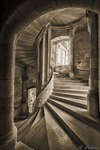 "Spiral stairs Blois castle by Andrea ""AnZanov"" Zanovello ..."