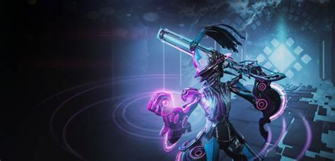 Warframe Animated Wallpaper - news digital extremes