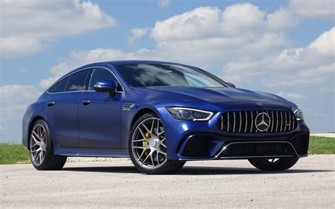 2019 mercedes amg gt 2019 mercedes amg gt 4 door coupe all bases covered 1 30
