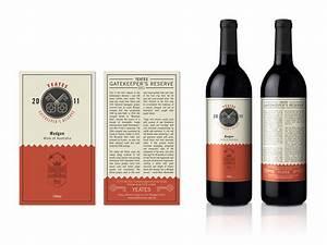 Elegant, Upmarket Label Design for Alexander Yeates by ...