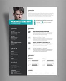 professional resume cv template psd free modern resume cv design template psd file resume