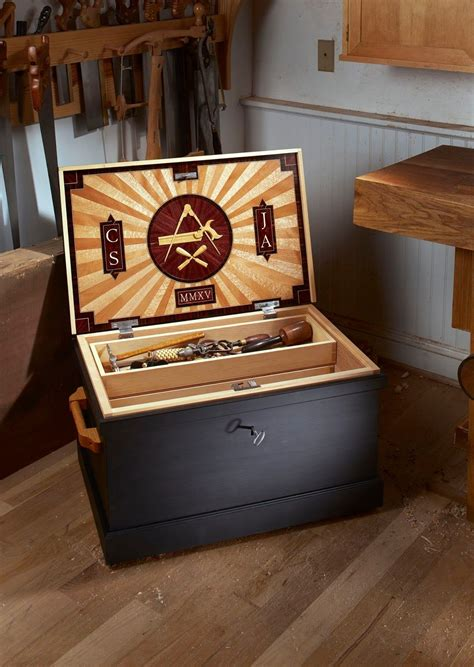 video  pics  chest lid article woodworking box