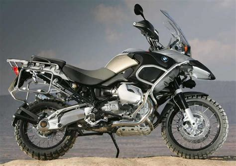 Bmw R1200gs Adventure (2006-2009) Motorcycle Review