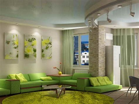 Decorating Ideas Green Walls by Home Decorating Green Walls Of Living Room Pretty Designs