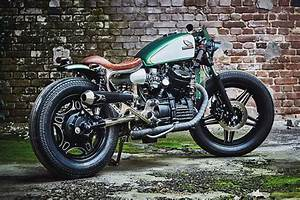 Expresso  A Turbo Honda Cx500 Cafe Racer From Kingston