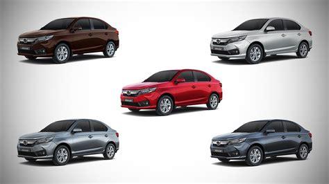 2018 All New Honda Amaze