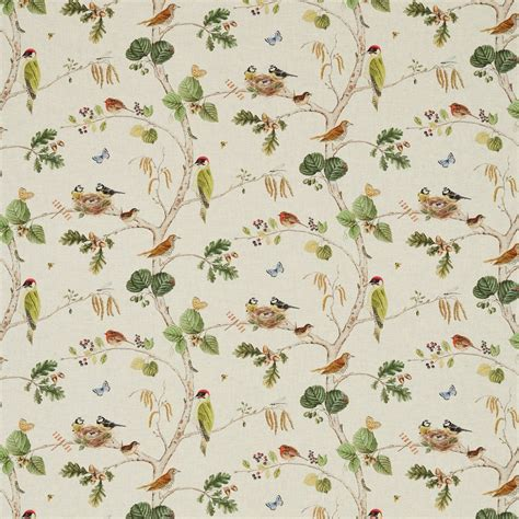 Woodland Animal Wallpaper Uk - sanderson traditional to contemporary high quality