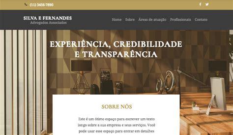 templates wix advocacia templates gr 225 tis modelos de sites em html5 wix 4