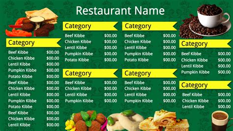 cuisine restaurant pics for gt fast food menu list