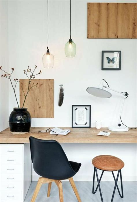 le bureau aménagement d 39 un petit espace de travail le bureau style