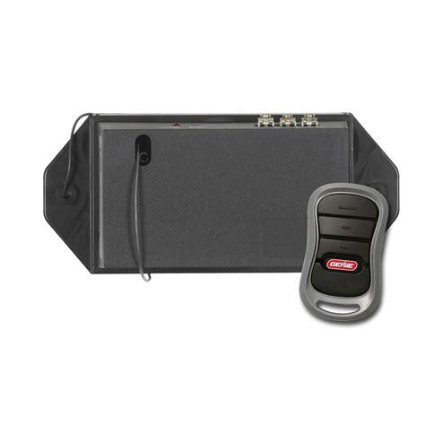 Door Opener Universal Receiver Kit universal garage door opener remote upgrade conversion