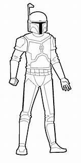 Mandalorian Lineart Template Coloring Female Mspaint Sketch Helmet Deviantart Armor Wars Star Deviant Templates sketch template