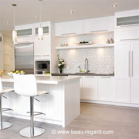recherche cuisine armoires de cuisine blanches recherche maison