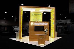 Our Work ! Creative Trade Show Displays