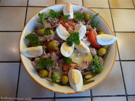 recette cuisine ete salade de pommes de terre aux légumes d 39 été les bons