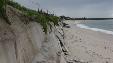 relentless erosion continues  eat   stockton