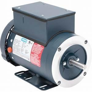 Leeson Pressure Washer Pump Electric Motor  U2014 2 Hp  3600