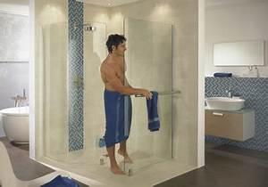 Bodengleiche Dusche Mit Faltbarer Duschabtrennung : bodengleiche dusche free setzt das bad in szene ~ Orissabook.com Haus und Dekorationen